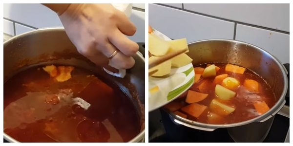 Cách nấu bò lagu - hình 9